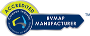 RVMAP Manufacturer Accredited - Domain Caravans