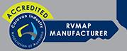 RVMAP Manufacturer Accredited - Domain Caravans